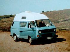 Type 25 VW Transporter Camper