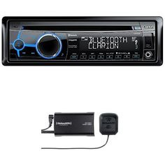 Clarion CZ302 Bluetooth CDUSBMP3WMA Receiver with SiriusXM SXV300v1 Connect Vehicle Tuner Bundle * Continue to the product at the image link.