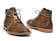 Watson Tan Boots for the hard-to-buy-for guy.