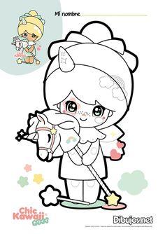 ¡La Marca Chic Kawaii nos encanta! Su línea de productos y sus dibujitos de estilo japonés Kawaii nos tienen el corazón verdaderamente robado y es por ello que estamos encantados con estas láminas de dibujos que han preparado especialmente para nosotros.