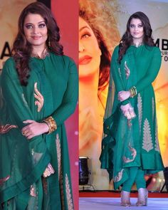 Bollywood replica suit worn by Aishwarya 2,200.00rs!!!  Surat Dream-Only one shop for women!!! Visit us at http://suratdream.com/ Call us 7760657542