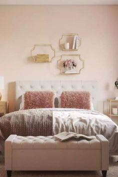 Explore more bedroom designs and interior decorating ideas on Havenly, and discover the beautiful interiors designed by Havenly's talented online interior designers.