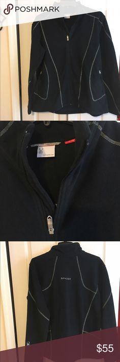 Spyder Fleece Jacket NWT XL NWOT Black Spyder Fleece Jacket NWOT XL Spyder Jackets & Coats