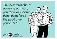 Hahaha, so true