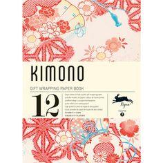 Kimono Wrap Book, 9,95€, now featured on Fab.