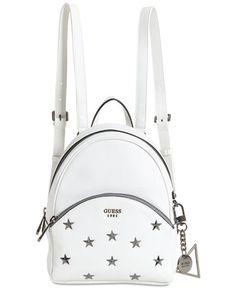 GUESS Bradyn Small Backpack Handbags   Accessories - Macy s fc18724f100d6