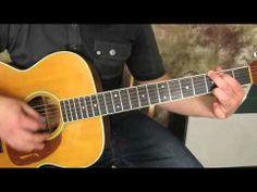 Led Zeppelin   Over the Hills and Far Away   Acoustic Guitar lesson   Ho...