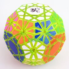 DaYan Gem Cube VI green-transparent [DYG644] - $59.99 : Champion's Cube Store