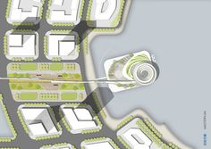 Urban Helix Winning Proposal | KSP Juergen Engel Architecten