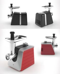 The meat mincer - product design for sunmile