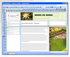 Publish your website via Microsoft publisher