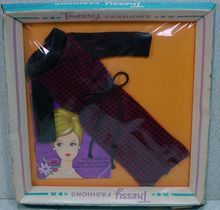 "Vintage 1964 Tressy fashion ""Neat Knit"" NRFB"