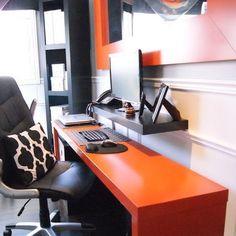 Νεανικό γραφείο,υπέροχα συδυασμένο.