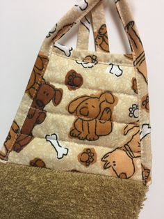 Dog Kitchen Towel  Dog Towel Dog Decor Dog Lover  Dog Hand Towel Tan  Towel Tea Towel Puppy Gift For Her Dog Print Christmas Stocking Stuffer