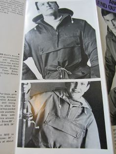 Grey Fox: Anoraks - The return of the mountain smock - British made clothing - Wayside Flower.co.uk