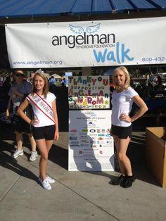 ASF Walk in Las Vegas with Teen Nevada Princess Chelsea Williams