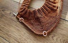 Если посмотреть практически на любой свитер, мы увидим, что линия горловины по переду проходит ниже, чем по спинке (даже в изделиях под горлышко), что неудивительно, учитывая особенности наших организмов. Эту разницу в высоте между...