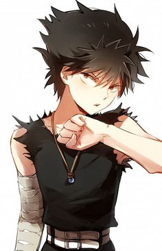 Hiei-YuYu Halusho one of my all time favorite animes!!>>> I absolutely love it no matter what