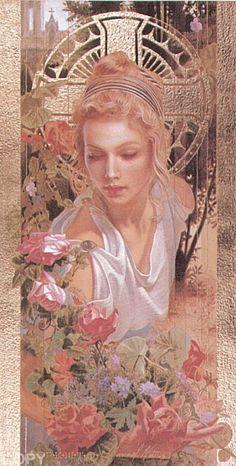 Manuel Nunez, The Colour of My Love Painting Inspiration, Art Inspo, Wow Art, Portrait Art, Portrait Paintings, Art Paintings, Leaf Art, Painting & Drawing, Painting Abstract