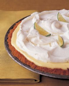 Barefoot Contessa - Recipes - Frozen Key Lime Pie..... OMG this is so simple and so delicious...a must have recipe if you like lime flavored desserts!