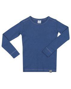 Smallstuff Blouse L.s, – T-skjorte – Mørkeblå