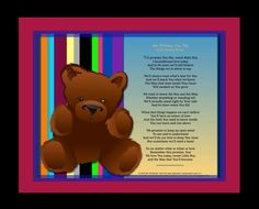 """Personalized Newborn Baby Gift Framed Artwork """"We Promise You This"""" New Parents Gift by RONTOURAGE on Etsy"""