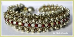 New baroque dimensional bracalet from S.Lippert