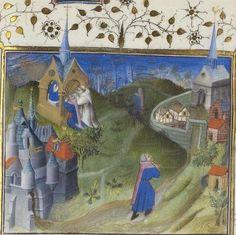 Pierre Salmon, Réponses à Charles VI.., 1409-1410, 67r http://www.europeanaregia.eu/en/manuscripts/paris-bibliotheque-nationale-france-mss-francais-23279/en