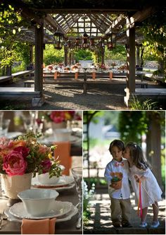 Sonoma Wedding Inspiration by BLR Life Photography & Cinema | Style Me Pretty