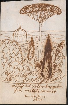 Hans Christian Andersen Drawings, Odense City Museums