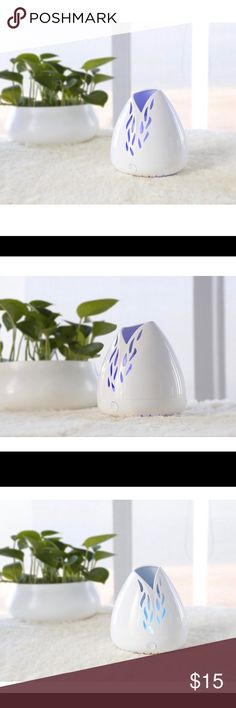 Portable essential oil fan/diffuser ZAQ's aromatherapy diffusers combine modern science with the soul of both eastern and western culture so you can enjoy the relaxing, soothing, invigorating or stimulating effects of your favorite essential oils. Our fan diffusers are completely portable and require no water. The activate ingredients of essential oil are released in the air and easily absorbed through your skin while the scents freshen the room and offer you an aromatherapy experience. zaq…