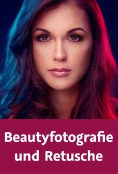 Beautyfotografie und Retusche-Photoshop Training Photoshop Training, Shops, Videos, Fails, Beauty, Trends, Tents, Cosmetology, Video Clip
