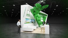 Exhibition Booth Design, Exhibition Stands, Projects To Try, Behance, Creative, Beautiful, Exhibition Stand Design