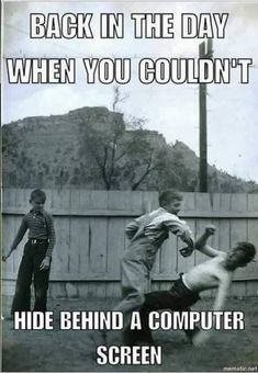 Miss those days!