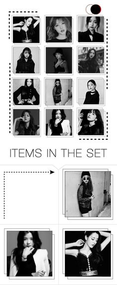 """""""Eclipse Debut Teaser Photos ( Lunar Ver. )"""" by wlment ❤ liked on Polyvore featuring art"""