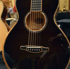 Tom Doerr OO Maple a& Swiss Spruce Legacy Select
