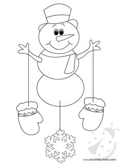 decorations and winter-snow-snowman- decorations and winter-snow-snowman - Childrens Christmas, Christmas Crafts For Kids, Christmas Colors, Christmas Projects, Christmas Fun, Snowman Decorations, Christmas Decorations, Preschool Crafts, Kids Crafts