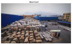 Block yard