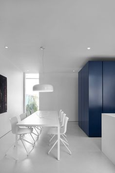 The House on Drolet Street by Asgoneau Design