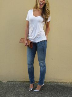 Perfect t-shirt style.