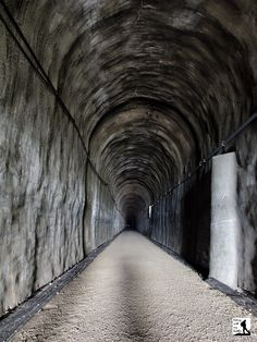 Snoqualmie Tunnel via The Iron Horse Trail - 5 mile trail, do this in the fall before tunnel closes Nov 1.
