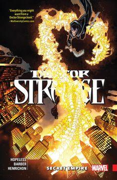 Doctor Strange: Secret Empire #1 - Volume 5 (Issue)