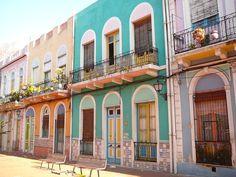 Barrio Reus - Montevideo, Uruguay