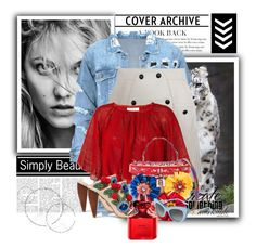 """""""Create Something Remarkable!"""" by flippintickledinc ❤ liked on Polyvore featuring IRO, Tory Burch, Dolce&Gabbana and Marc Jacobs"""