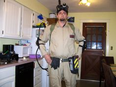 GhostBusters Costume Instuctable