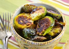 Roasted Brussels Sprouts | Genius Kitchen