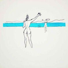 Work / Drawings and Engravings | Niemeyer