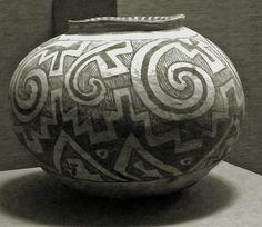 Ancient Pueblo jar