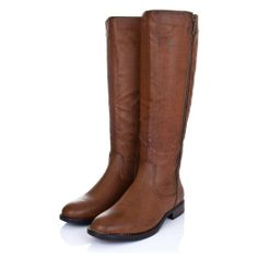 Cool Spy Love Buy TOP Flat Zip Knee High Riding Boots
