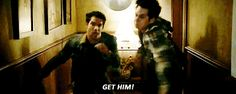#teenwolf gif. When an author kills off your favorite character.